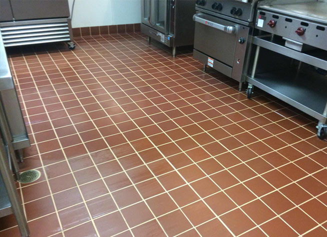 Commercial Kitchen Floor Cleaning Florida