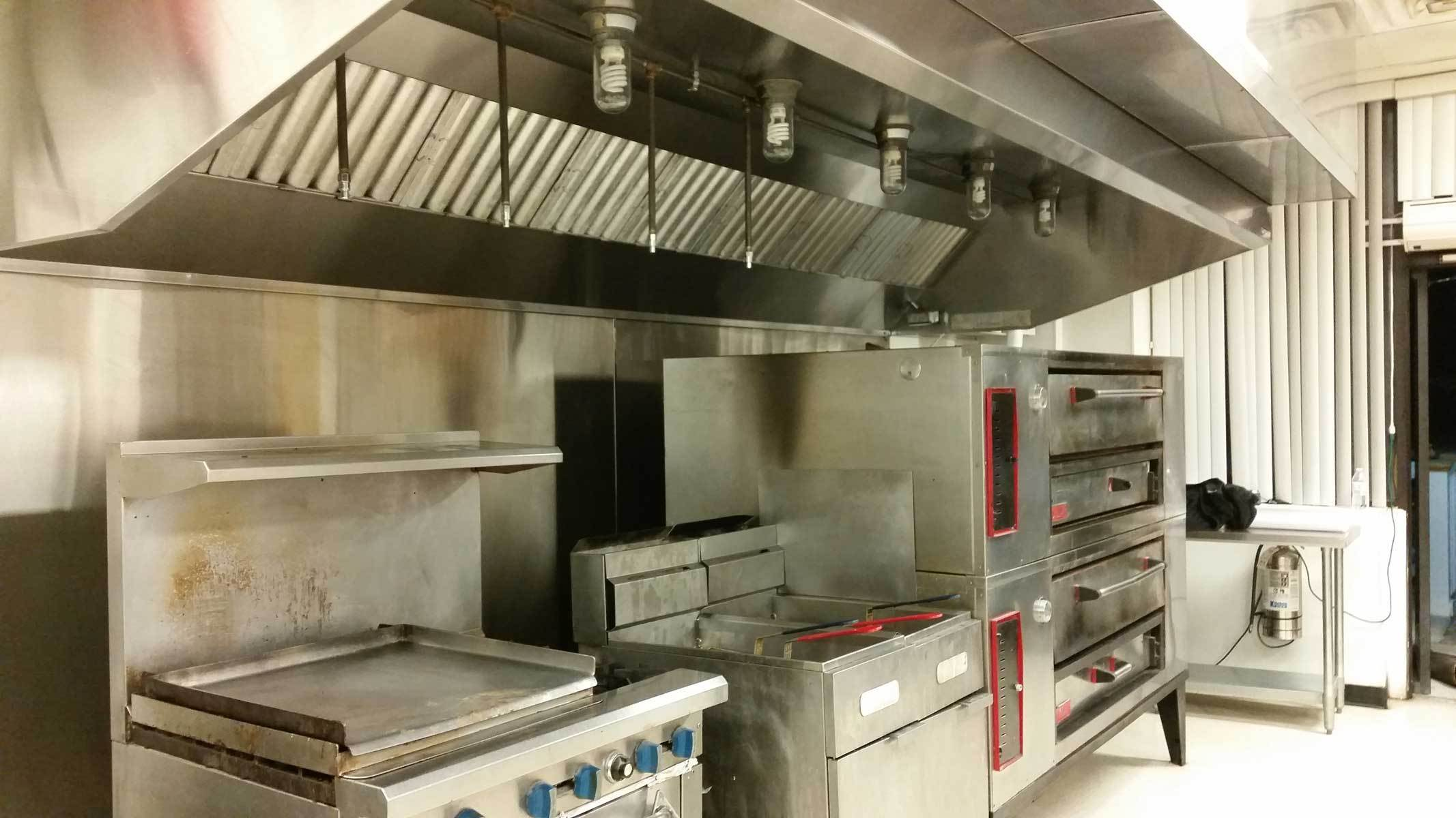 Commercial Kitchen Cleaning Florida