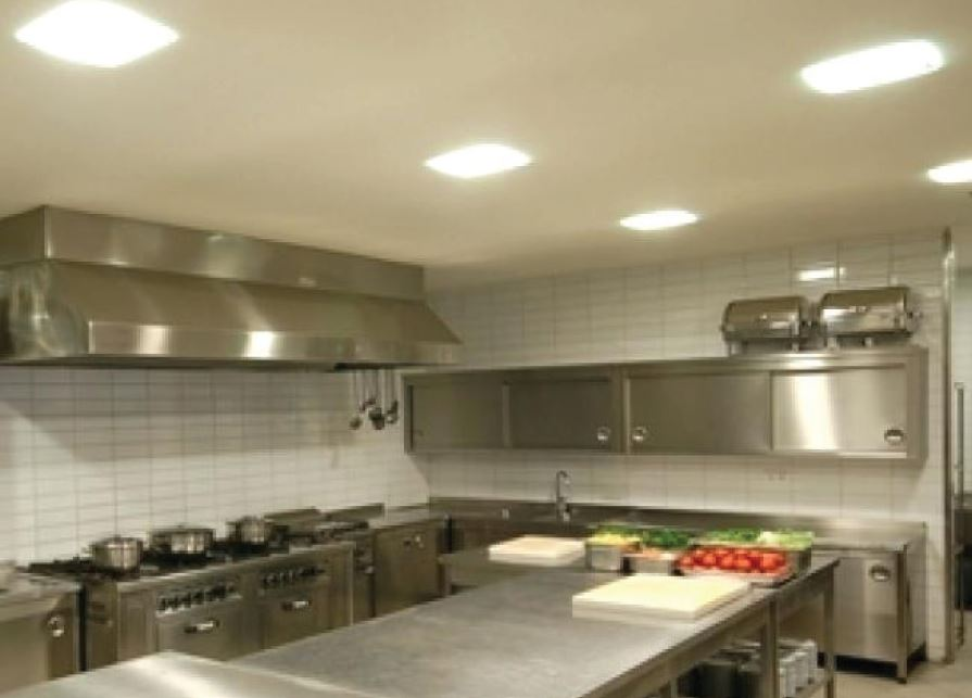 Clean Commercial Kitchen in Florida